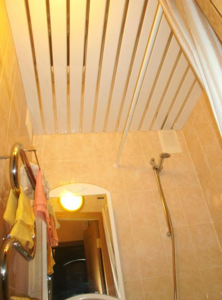 Комплексный ремонт ванной